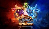 Monster Train First Class è ora disponibile