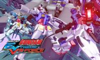 Mobile Suit Gundam Extreme VS-Force arriva a luglio su PS Vita