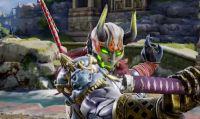 Yoshimitsu si unisce al roster di SoulCalibur VI
