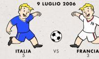 Bethesda celebra l'Italia campione del mondo 2006 attraverso Fallout