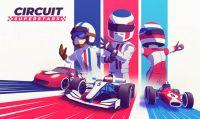 Circuit Superstars è ora disponibile