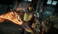 Mortal Kombat 11 arriverà sulle Nintendo Switch europee il 10 maggio