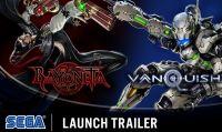 Bayonetta e Vanquish sono pronti per sbarcare su PlayStation 4 e Xbox One