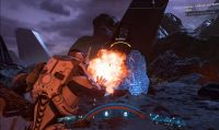 Mass Effect: Andromeda si mostra al CES 2017 su GXT 1080