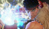 Annunciato Street Fighter V in esclusiva PS4