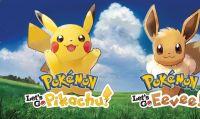 È online la recensione di Pokémon Let's Go, Pikachu! e Let's Go, Eevee!