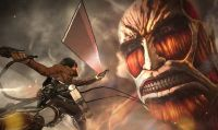 Attack on Titan - Gameplay off-screen dal TGS