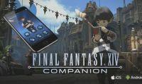 A luglio arriverà la companion app di Final Fantasy XIV