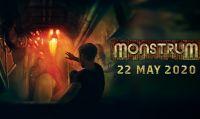 Monstrum uscirà il 22 maggio