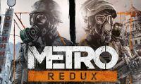 Trailer di lancio e nuove immagini per Metro Redux