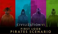 Civilization VI - Ecco un primo sguardo allo scenario dei Pirati