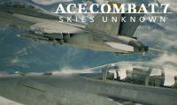 Ace Combat 7 è disponibile - Svelato il peso dell'installazione e primi 28 minuti di gioco