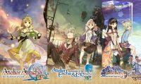 Atelier Dusk Trilogy Deluxe Pack è ora disponibile