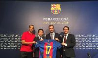 Konami firma un accordo esclusivo con il Barcellona