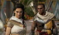 Assassin's Creed Origins – Un leak mostra il personaggio della timeline moderna