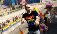 Los Santos festeggia il Gay Pride