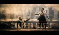 Red Dead Online - Disponibile ora Ricercati: taglie leggendarie