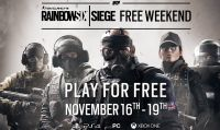 Ubisoft annuncia il Free Weekend di Tom Clancy's Rainbow Six Siege