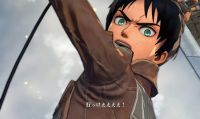 Quattro nuovi video per Attack on Titan