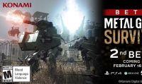 Una nuova beta permette di testare Metal Gear Survive prima del lancio