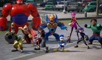 Big Hero 6 tra i protagonisti del nuovo trailer di Kingdom Hearts III