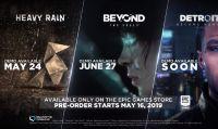 Data di lancio e demo per le versioni PC dei giochi di Quantic Dream