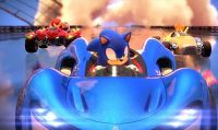 Sonic e i suoi Amici premono l'acceleratore in un nuovo video di Team Sonic Racing