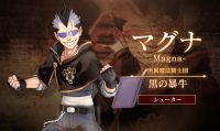 Magna infiamma Black Clover: Quartet Knights