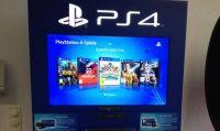 Primo sguardo alla postazione demo di PlayStation 4
