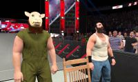 La Wyatt Entrance di WWE2K15