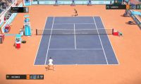 Tennis World Tour - Andre Agassi e John McEnroe sono i protagonisti del nuovo video gameplay