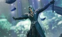 Combatti con Sephiroth nel nuovo evento di Final Fantasy VII su Mobius Final Fantasy