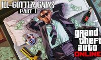 GTA V - 'The Ill-Gotten' arriva il 10 giugno