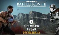 Star Wars: Battlefront II - Online l'update gratuito a tema 'Gli Ultimi Jedi'