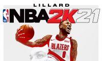 2K svela oggi il primo dei tre atleti di copertina di NBA 2K21