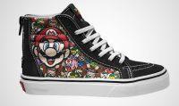 Nintendo e Vans assieme per una linea di Sneakers