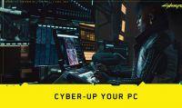 Disegna il case da PC dei tuoi sogni a tema Cyberpunk 2077