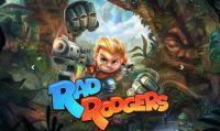 Slipgate Studios e THQ Nordic annunciano Rad Rodgers per PS4 e One