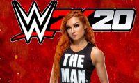 Becky Lynch sarà la protagonista della copertina di WWE 2K20?