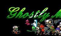 Ghostly Matter da oggi disponibile in esclusiva su Steam per piattaforma PC