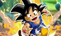 Goku Bambino di Dragon Ball GT in arrivo su Dragon Ball FighterZ