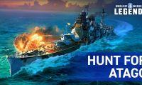 Una nuova campagna e aggiornamenti in arrivo per World of Warships: Legends