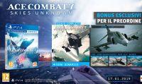 Ace Combat 7 - Svelati i bonus pre-order, la deluxe edition e il season-pass