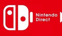 Rimandato il Nintendo Direct previsto per questa settimana