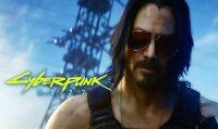 In Cyberpunk 2077 non è prevista una romance con Keanu Reeves