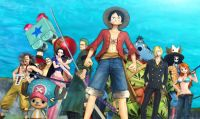 One Piece Pirate Warriors 3 - I contenuti della pre order europea
