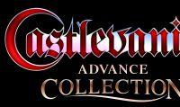 KONAMI annuncia Castlevania Advance Collection, disponibile ora su Switch, PlayStation, Xbox e PC