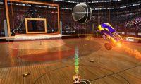 Rocket League - La modalità Basket arriva ad aprile