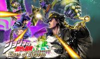 Due nuovi filmati di Jojo's Bizarre Adventures: Eyes Of Heaven