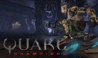 Quake Champions - Battle Pass e modalità CLB nell'aggiornamento di dicembre